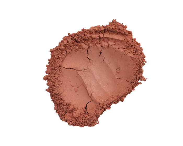 Кисть для пудры-бронзера  Bronzer Brush Lily Lolo-2-144