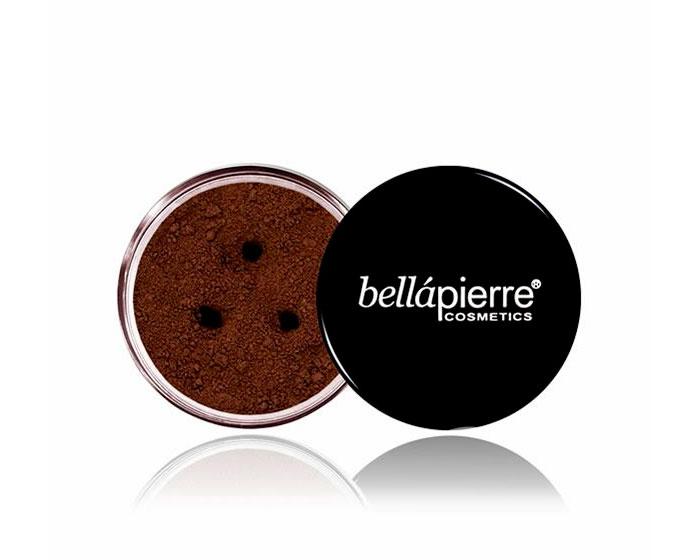 Пудра для век и бровей Eye & Brow Powder Marrone  Сахарный каштан, BELLAPIERRE, 2,35 г. -1